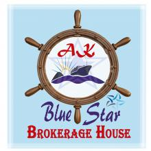 AK BLUE STAR BROKERAGE HOUSE