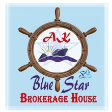 AK BLUE STAR BROKERAGE HOUSE
