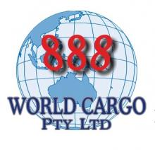 888 World Cargo Logo