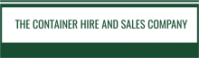 The Container Hire and Sales Company logo