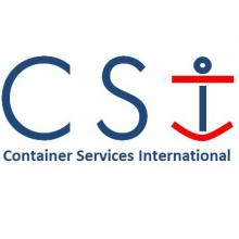 CSI Group LLC dba Container Services International Logo