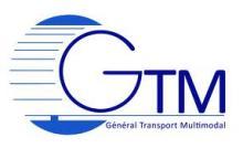 """GÉNÉRALE TRANSPORT MULTIMODALE """"GTM"""""""