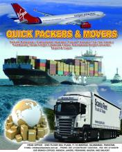 Quick Packers and Movers