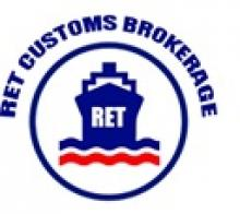 RET Customs Brokerage Logo