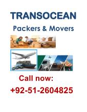 Transocean Packers Movers Islamabad Logo