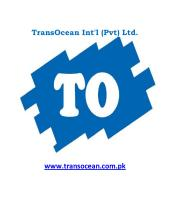 Transocean International Pvt Ltd