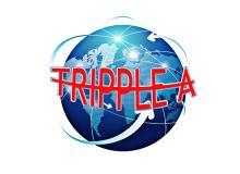 TRIPPLE A FREIGHT FORWARDER Logo